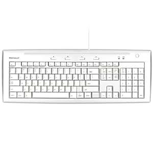 Amazon.com: Macally IKEY5 USB Slim Keyboard: Electronics