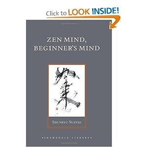 Zen Body Beginner's Mind