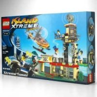 Amazon.com: LEGO Island Xtreme Stunts Xtreme Tower (6740 ...