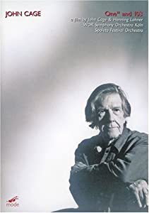 "Cover of ""John Cage: One11 with 103"""