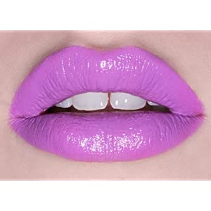 Lime Crime Airborne Unicorn Opaque Purple Lipstick