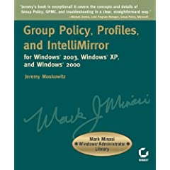 Group Policy, profiles etc. book cover