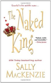 The Naked King (Naked Nobility, #7)