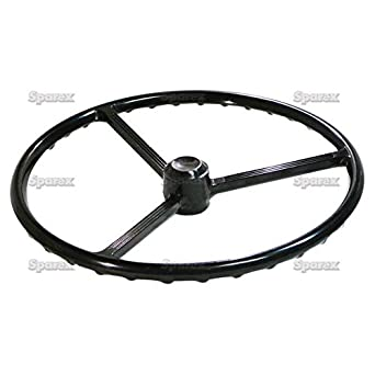 Amazon.com: SATOH STEERING WHEEL W/ CAP, 11102351000 67353