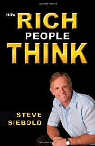 "Cover of ""How Rich People Think (Volume 1..."