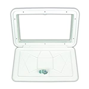 Amazon.com: JR Products ZE102-A Polar White Large Key Lock