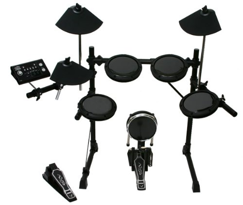 OSP DD502 DD-502 MKII Digital Electronic Drum Set Kit 215 Voices 20 Preset Kits