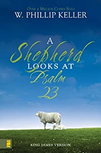 """Cover of """"A Shepherd Looks at Psalm 23"""""""