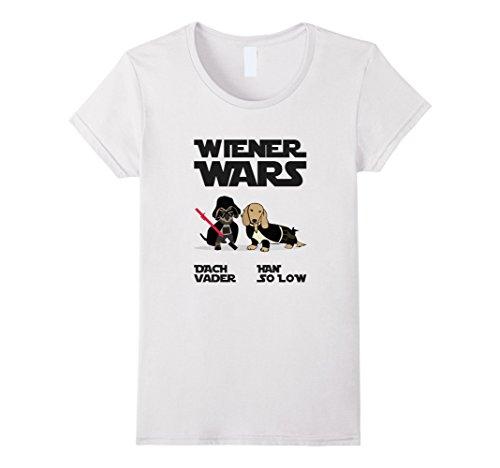 Wiener Wars Dachshund T-Shirt