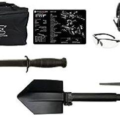 Parts Of A Pocket Knife Diagram Fujitsu Aou24rlxfz Wiring Amazon.com : Glock Range Kit: Four Pistol Tactical Bag + Shooting Eye Protection Glasses ...