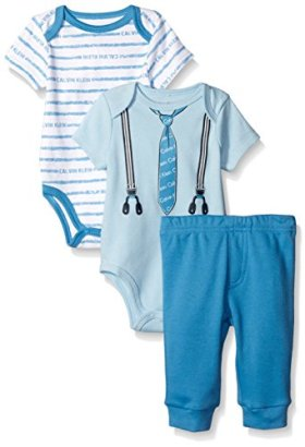Calvin-Klein-Baby-Boys-3-Piece-Bodysuit-and-Pant-Set-Blue-12-Months