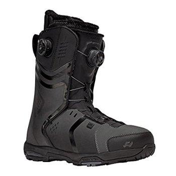 Ride Men's Trident Snowboard Boots 2016 (Black, 10)