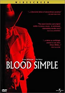 "Cover of ""Blood Simple (Director's Cut)"""