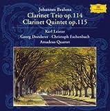ブラームス:クラリネット三重奏曲