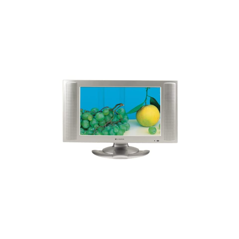 hight resolution of audiovox fp1700ws 17 inch lcd flat panel tv