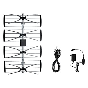 Amazon.com: Electronic Master Outdoor TV Antenna with