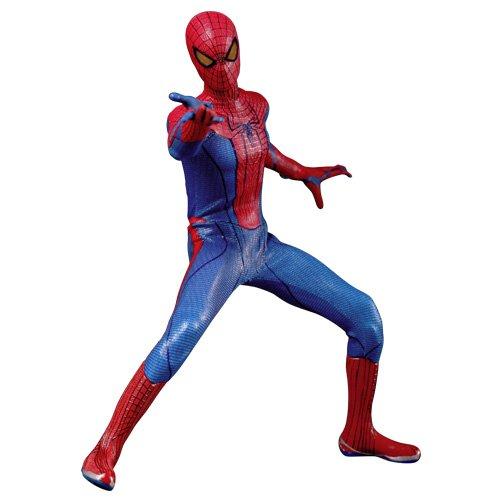 【ムービー・マスターピース】『アメイジング・スパイダーマン』1/6スケールフィギュア スパイダーマン (2次出荷分)