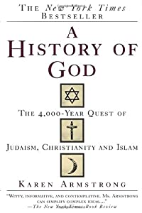 "Cover of ""A History of God: The 4,000-Yea..."