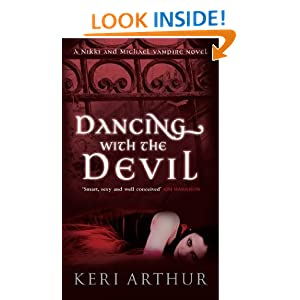 Dancing with the Devil (A Nikki and Michael Vampire Novel)