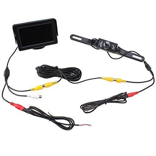 Backup Camera and Monitor Kit , AGPtEK Universal