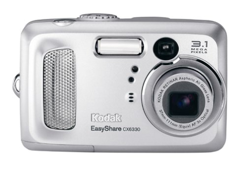 Kodak EasyShare CX6330 3.1 MP Digital Camera with 3x Optical Zoom