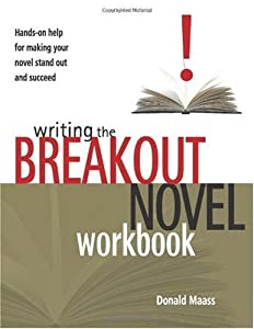 "Cover of ""Writing the Breakout Novel Work..."