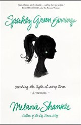 Sparkly Green Earrings: Catching the Light at Every Turn