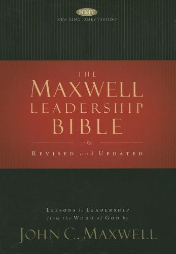 Maxwell Leadership Bible, Revised and Updated: John C. Maxwell: 9780718020163: Amazon.com: Books