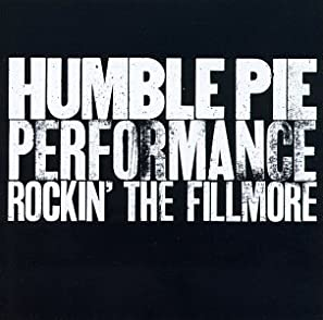 "Cover of ""Rockin the Fillmore"""