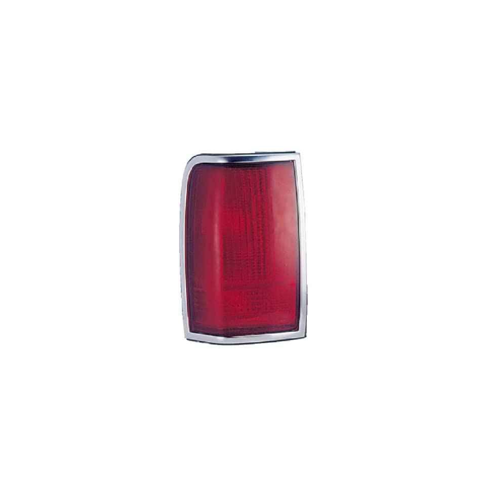 medium resolution of lincoln town car left tail light 90 97 new