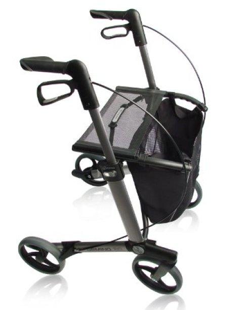 Handicare Gemino 30 Titanium Leichtgewichtrollator von Handicare - Sunrise Medical