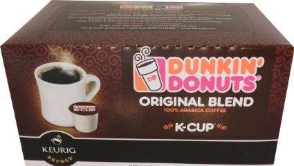 Dunkin Donuts Original Blend Pods KCup Pods 54 Count