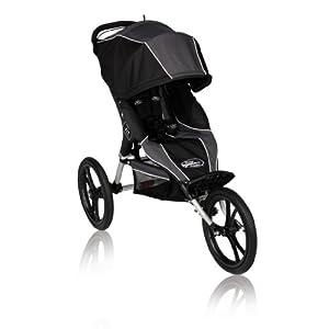 Baby Jogger F.I.T. Single Jogging Stroller, Slate/Black