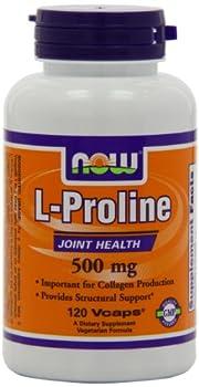 Lプロリン 500mg(海外直送品)
