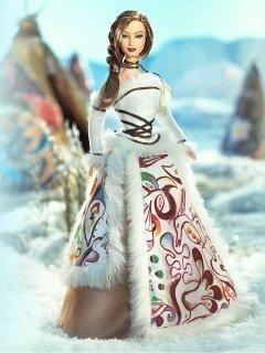 Inuit Legend Barbie Doll