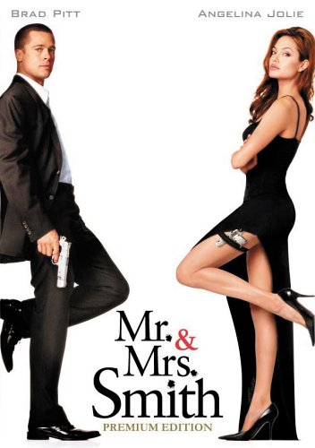 Mr.&Mrs.スミス プレミアム・エディション [DVD]