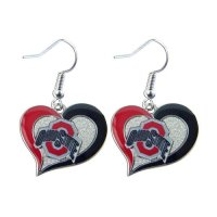 Ohio State Buckeyes Earrings, Buckeyes Earrings, Buckeye ...