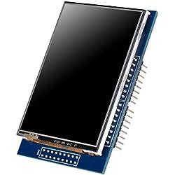 UNO R3 2,8 TFT pantalla táctil con tarjeta SD de vaso para Arduino módulo