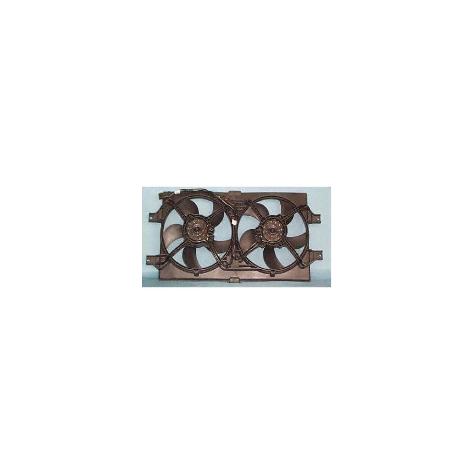 medium resolution of 98 04 dodge intrepid radiator fan shroud assembly 1998 98 1999 99 2000 00 2001