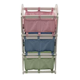 3 Stacking Bins by Delta Children's Products