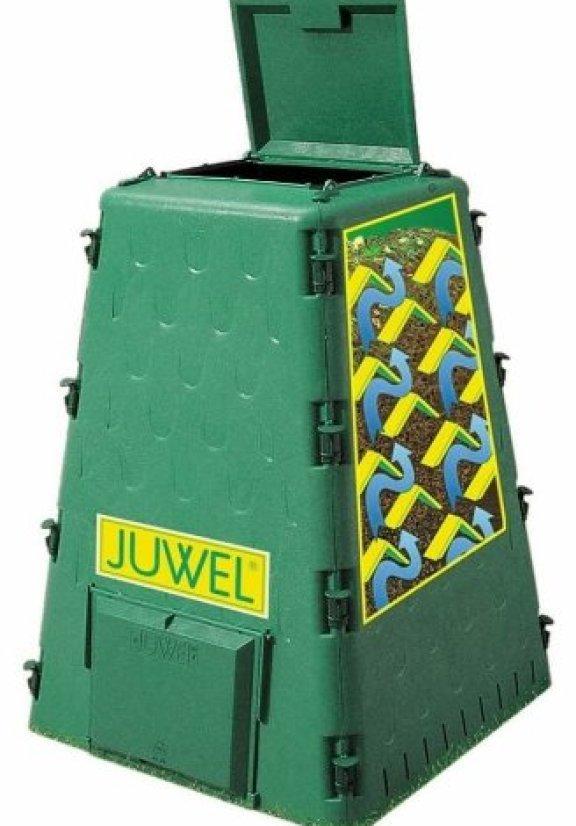 Juwel Schnellkomposter Aeroquick 420, Grün