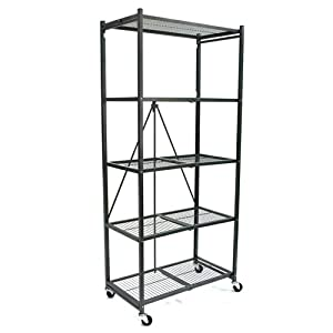 Amazon.com: Origami 5 Tier Rack / Shelf: Kitchen & Dining