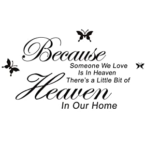 Download Rousmery Because Someone We Love is in Heaven There's a ...