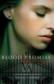 Blood Promise by Richelle Mead border=