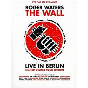 Roger Waters - The Wall Live In Berlin [NTSC Region 0 DVD]