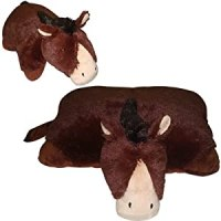 "Amazon.com: HORSE PILLOW PET, ""PLUSH & PLUSH"" BRAND, LARGE ..."