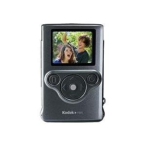 Kodak ZM1-NM 1 MP 1-Inch LCD CMOS Sensor Digital Camera with 3 x Optical Zoom (Silver)