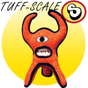 Tuffy's Red Alien Lieutenant Splock
