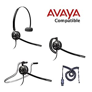 Amazon.com : Avaya Compatible Plantronics EncorePro 540