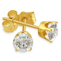 Very Cheap Diamond Stud Earrings discount